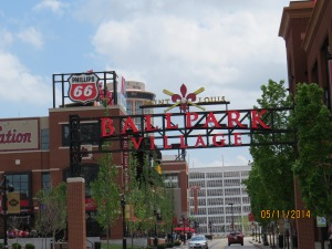 ballpark village gateway