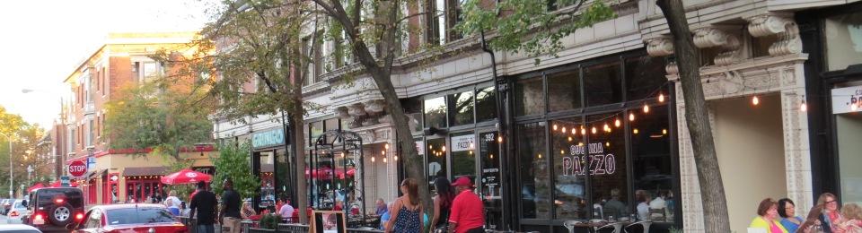 St Louis Central West End Restaurants St Louis Restaurant