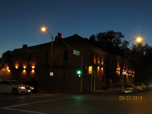 "St Louis' Historic District ""Soulard"""